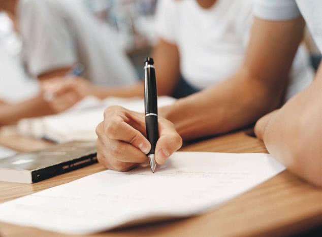 Modelo de relatório individual de aluno