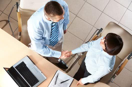 Comunicado de promoção para empregado