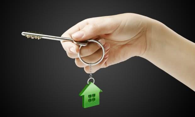 Termo de retirada de chaves para visitação de imóvel
