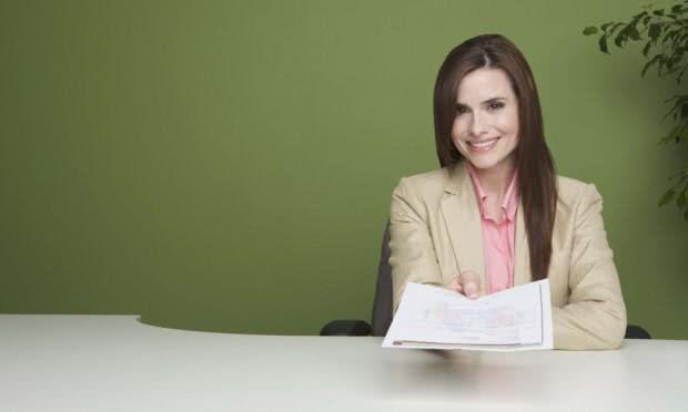 Modelo carta de referência profissional
