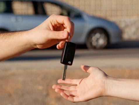 Modelo de contrato de compra e venda de automóvel à vista