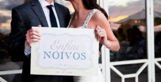 Modelos de convite de noivado