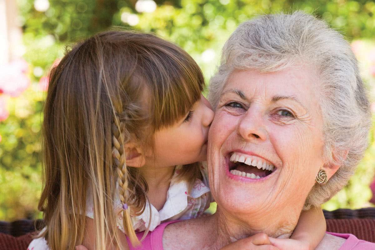 Modelos de cartas de aniversário para avó
