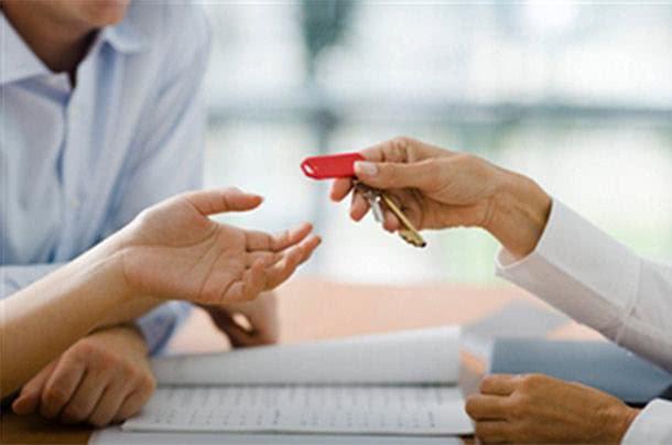 Modelo de contrato para locação temporária de residência