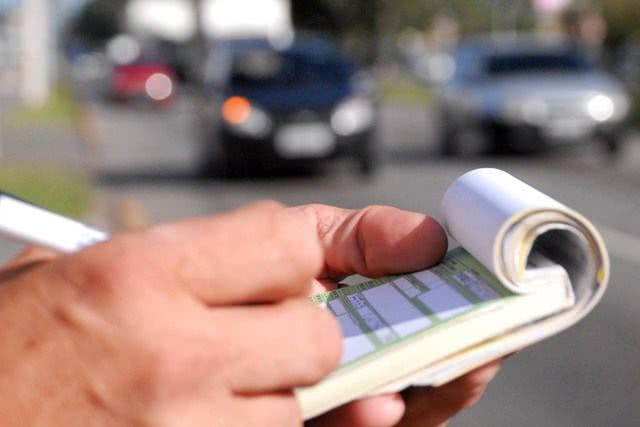 Modelo de requerimento para recurso de multa de trânsito