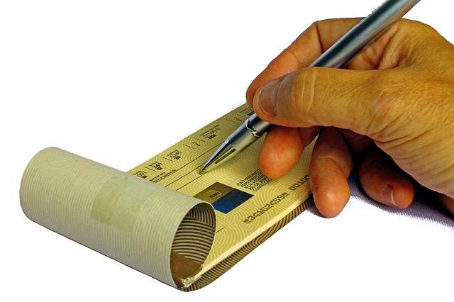 Modelo de carta de pedido de sustação de cheque furtado