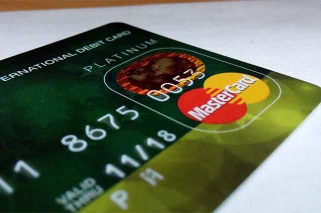 Imagem de cartão de crédito
