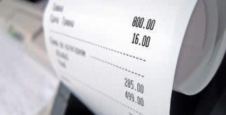 Nota fiscal manual: uso e validade