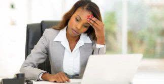 Finança ruim atrapalha desempenho do empregado