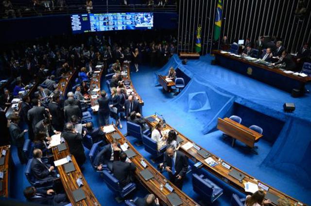 A instituição do Senado foi criada em 1824, ainda quando o Brasil era um império