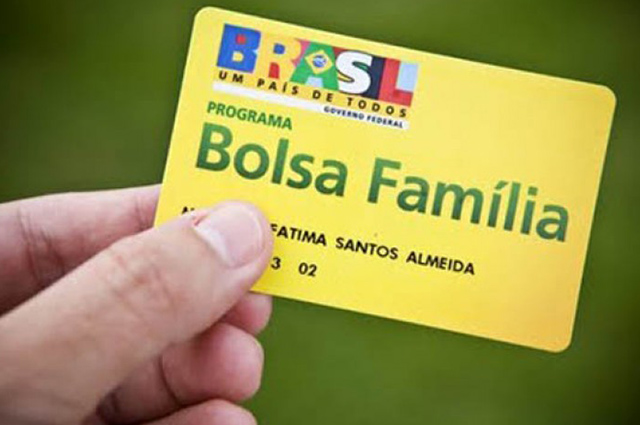 O Bolsa Família é um programa do Governo Federal